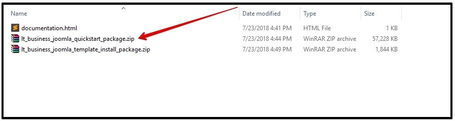 How to install quickstart package using Akeeba kickstart?