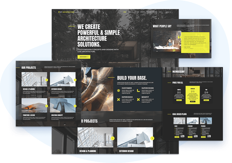 gt-architecture-free-wordprress-theme