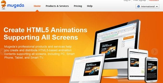 20 HTML5 Animation Tools