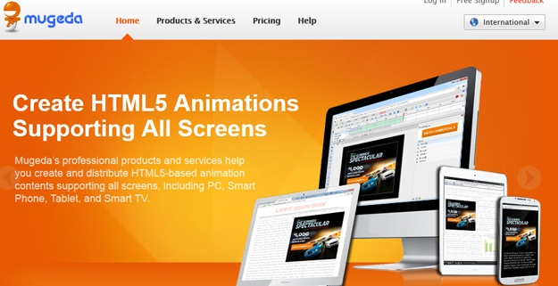20 HTML5 Animation Tools