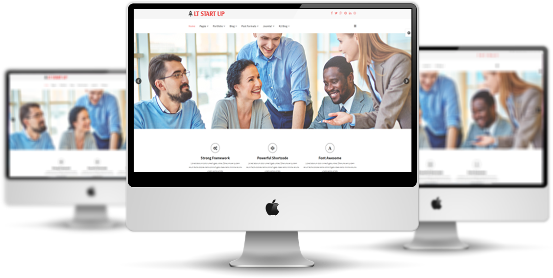 Lt Start Up Free Joomla Startup Business Plan Template