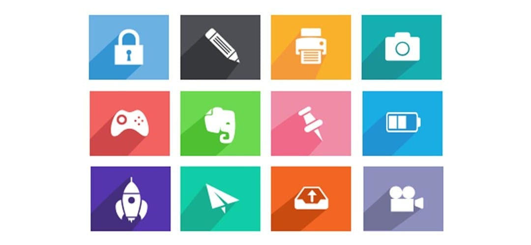 20 Newest Free Minimalist Icon Sets Responsive Joomla