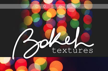 Free Color Bokeh Textures