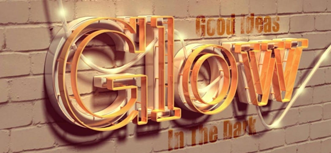 20 Outstanding Free Photoshop Text Effects