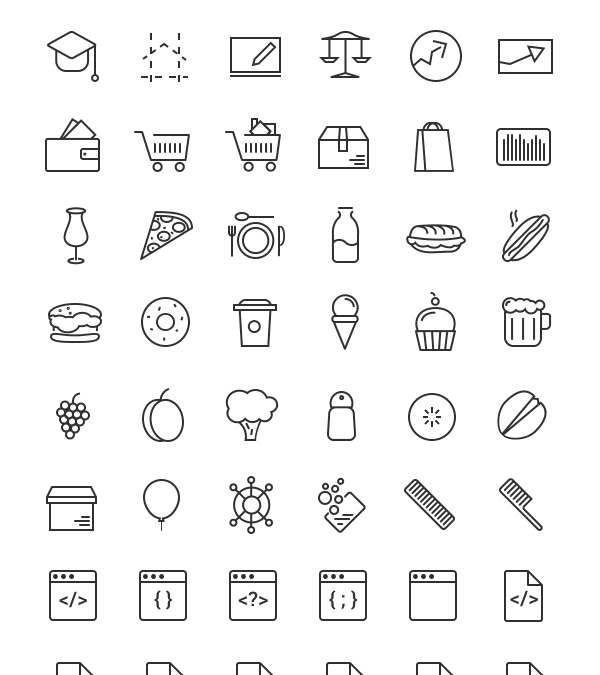 RetinaIcon: 300 Free Icons Download