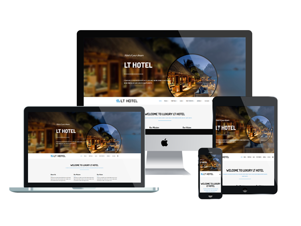 free one page template joomla 3