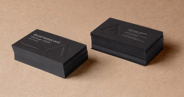 Psd business card mock up vol24 free psd business card mockup vol24 colourmoves