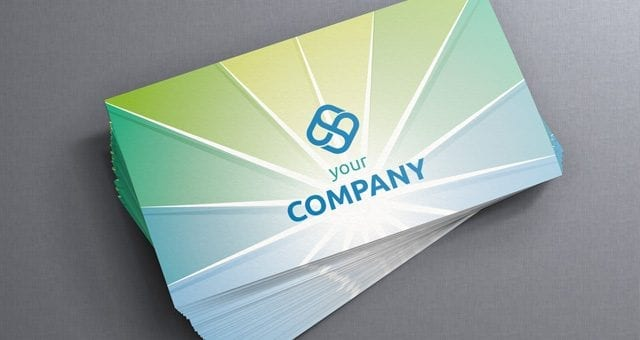 Corporate Business Card Design Vol 3