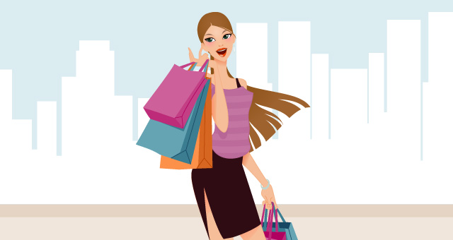 001_shopping_girl_fashion_woman_vector_illustration