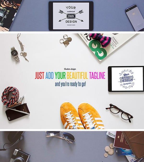 2 Presentation Header Images