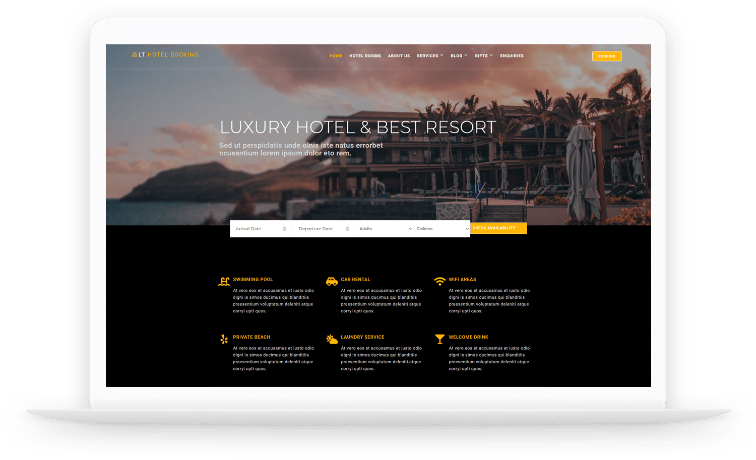 LT-Hotel-Booking-theme