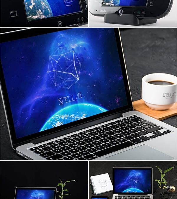 Stellar Mockups Bundle