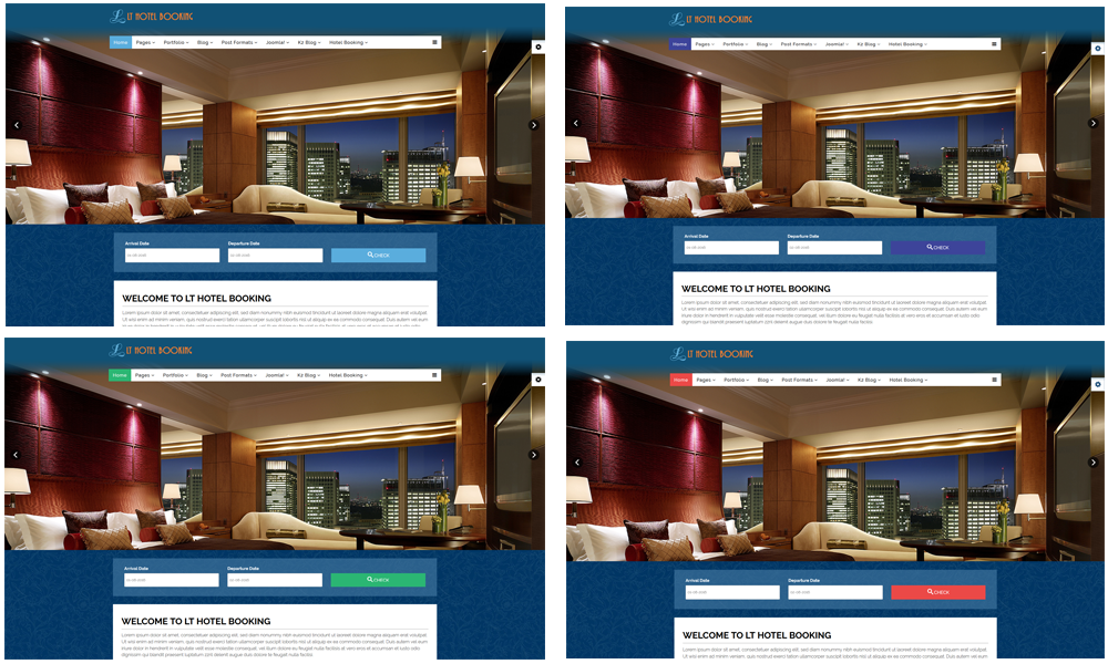Lt Hotel Booking Preset Png