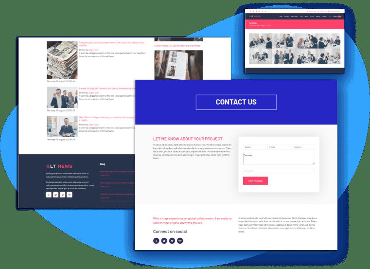 lt-news-responsive-joomla-template-contact