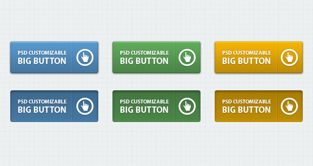 Classic Psd Web Buttons
