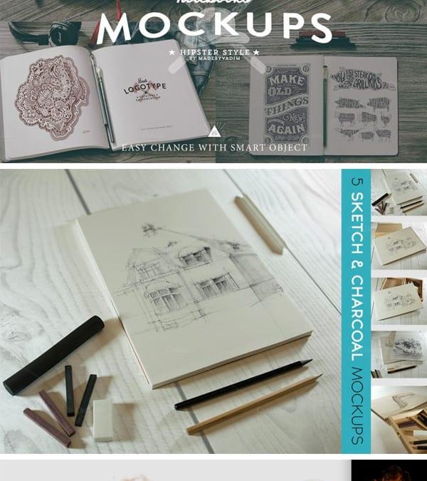 Presentation MockUp Templates Bundle