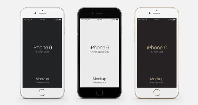 001-iphone-6-silver-gray-gold-47-inch-mockup-presentation-psd-free