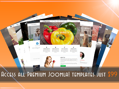 Premium Joomla! membership package