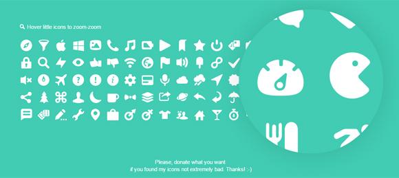 12Gorgeous Free Icon Fonts