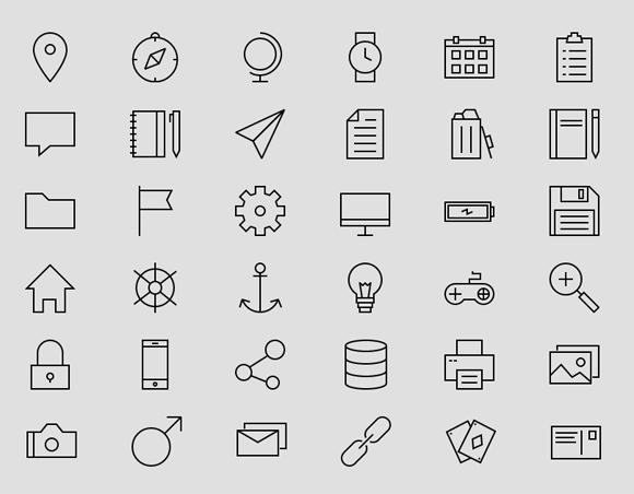 14Gorgeous Free Icon Fonts