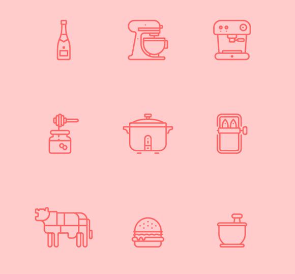 15Gorgeous Free Icon Fonts