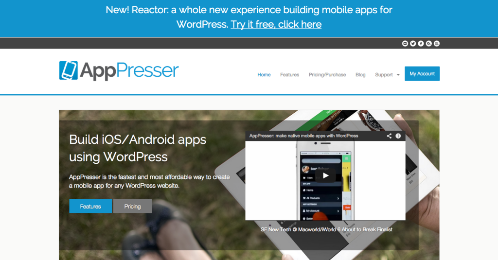 1How to Easily Convert WordPress Sites into Mobile Apps