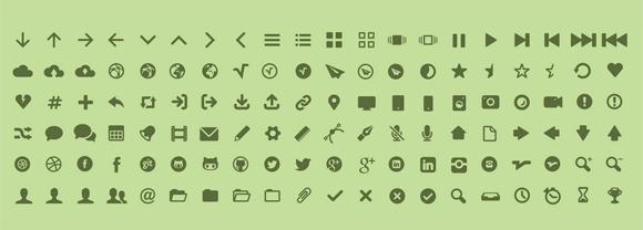 20Gorgeous Free Icon Fonts