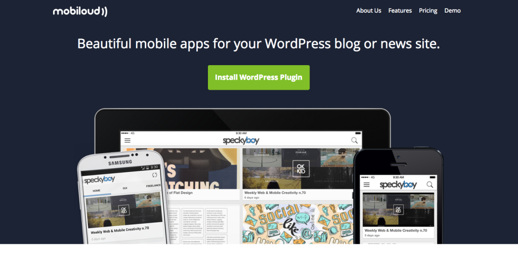 2How to Easily Convert WordPress Sites into Mobile Apps