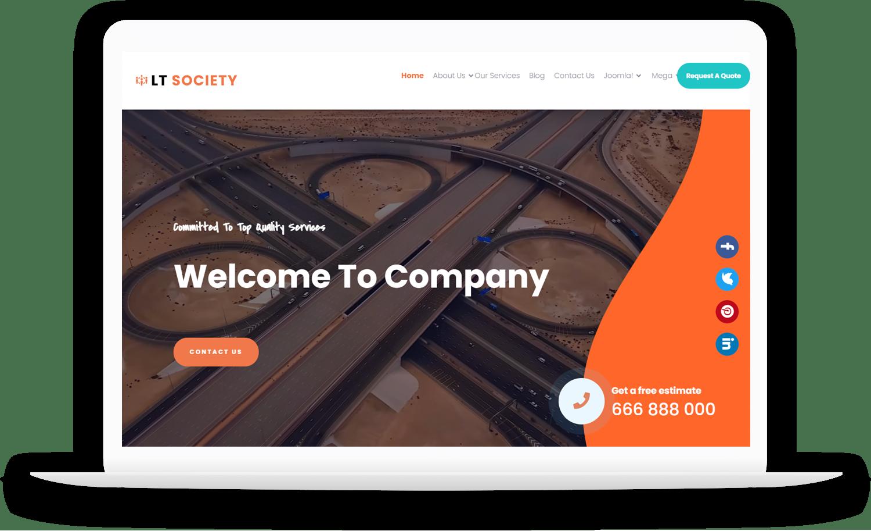lt-society-free-joomla-template