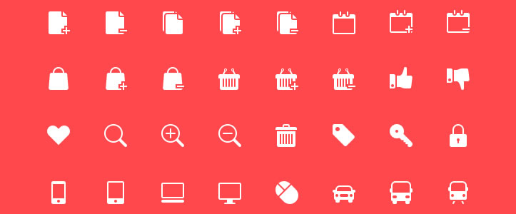 40Solid Icons