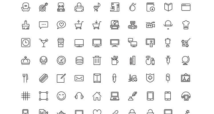 7iOS7 Vector Icons