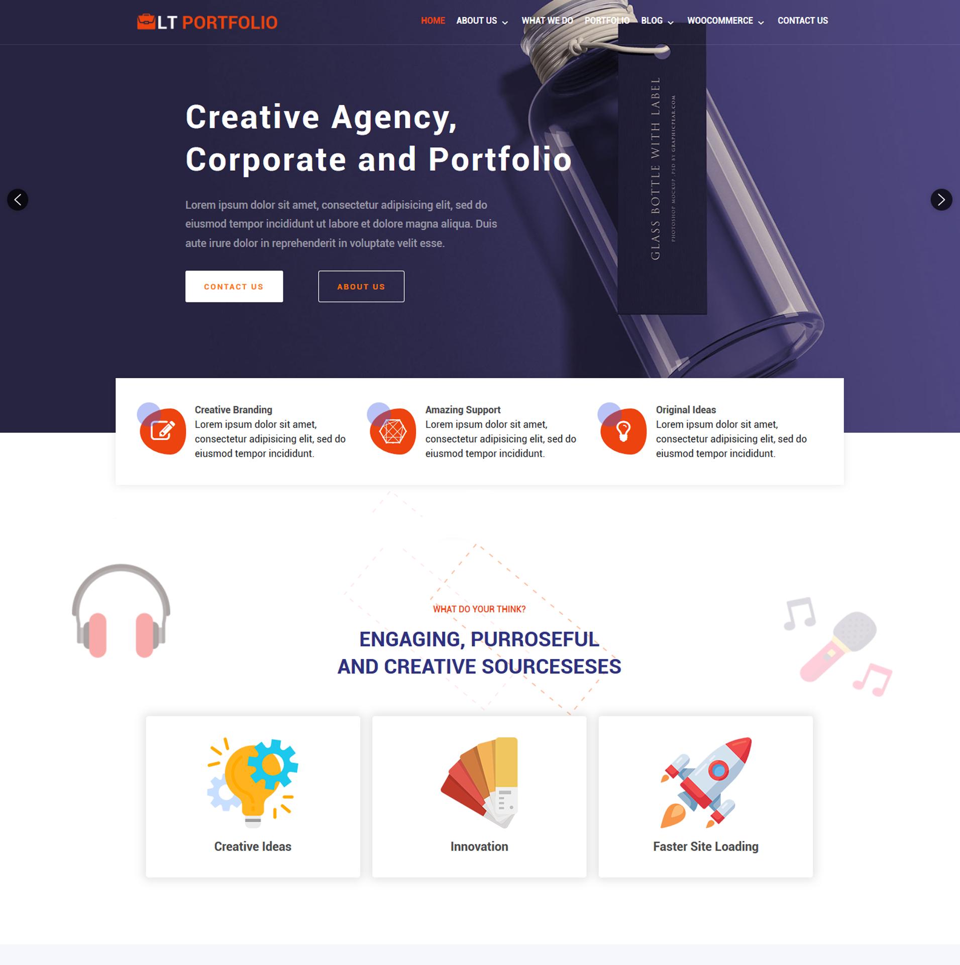 lt-portfolio-free-responsive-worspress-theme