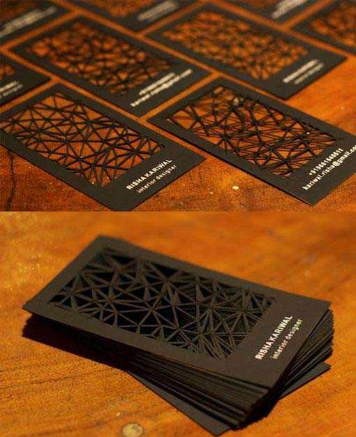 17business card