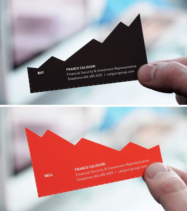 1business card