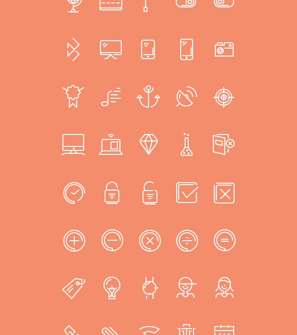 Ingenicons – Free Icons Download