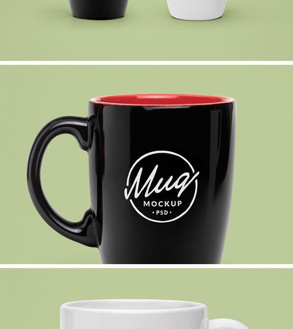 Mug-free PSD-MockUp