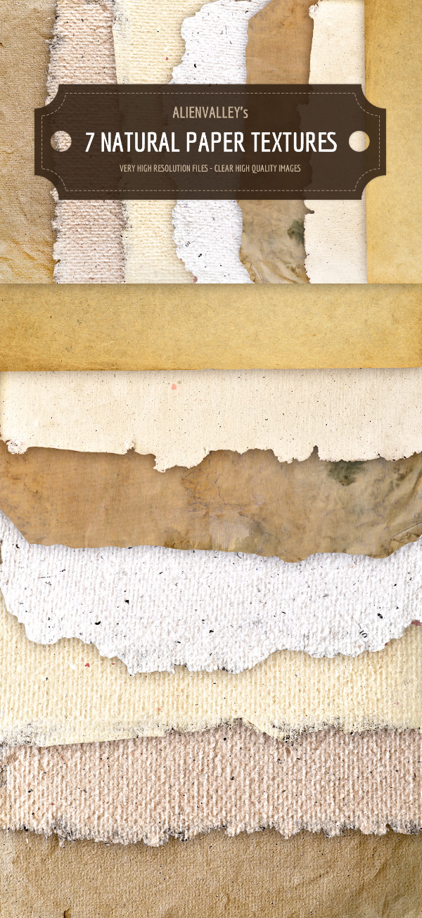 Free Paper Textures Backgrounds