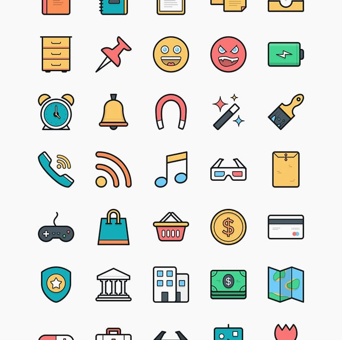 Lulu - Set Of Free Icons