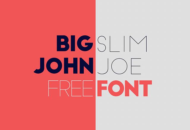 19Big John Slim Joe
