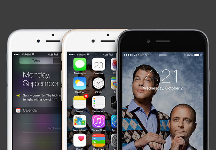 2Free App Design Templates