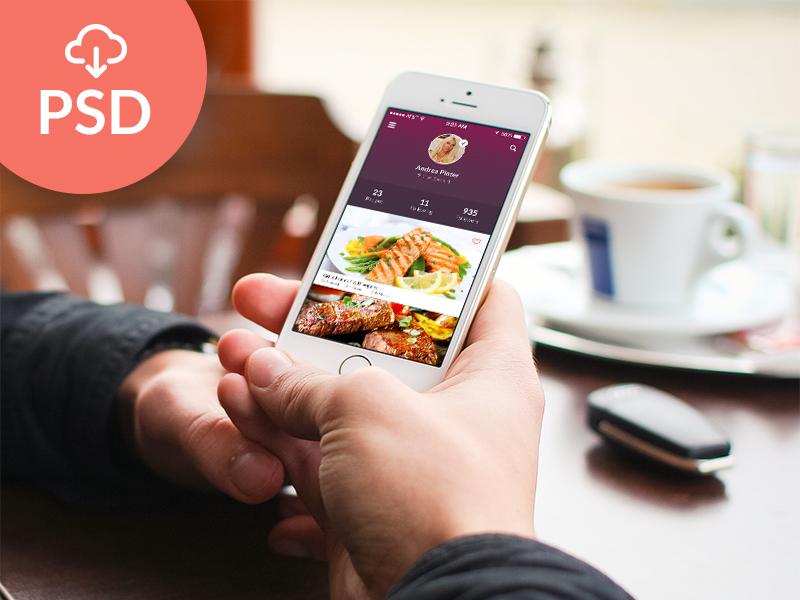 4Free App Design Templates