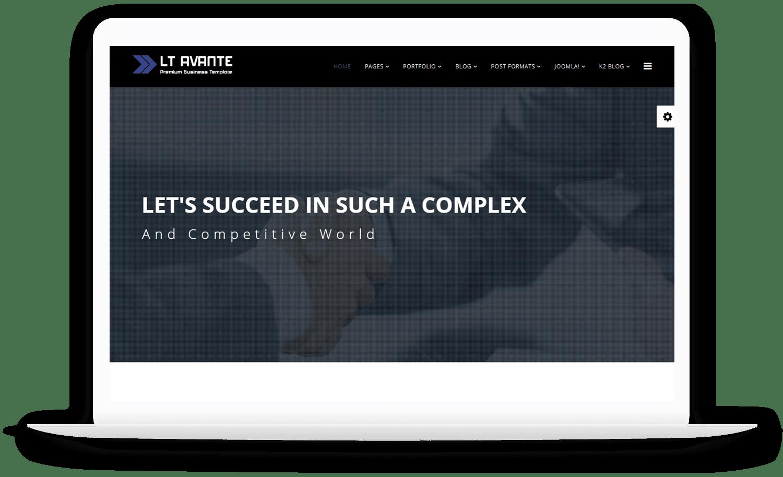 LT-Avante-Joomla-template