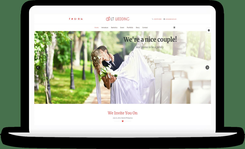 LT-Wedding-Joomla-Onepage