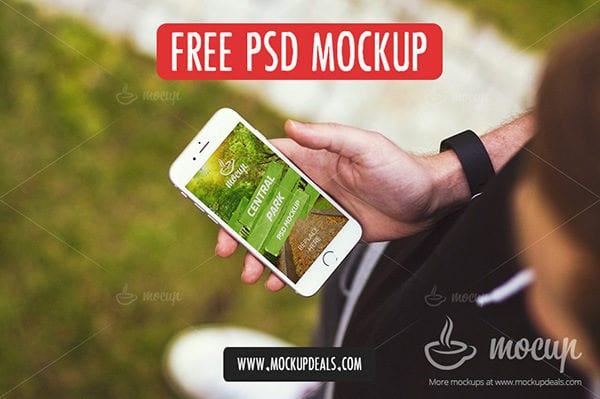 20 Smartphone & Tablet Free MockUp Templates