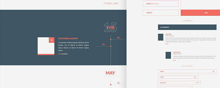 14 Free UI Kits And Templates