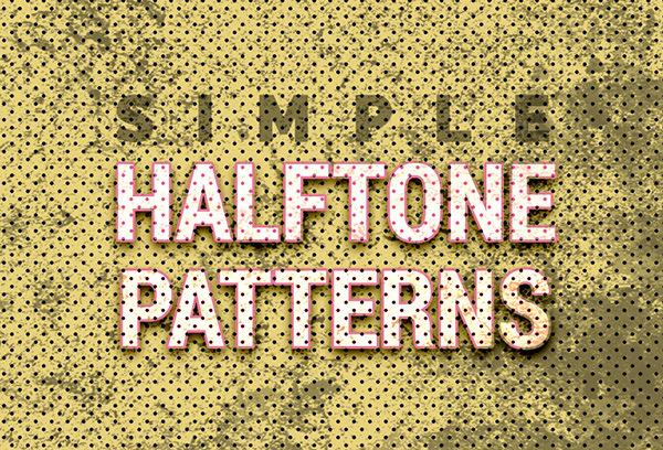 16-free-halftone-seamless-patterns