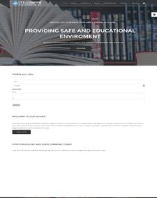 LT eLearning Onepage – Free School / eLearning Onepage Joomla template