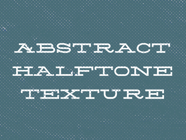 Abstract-Texture-halftone