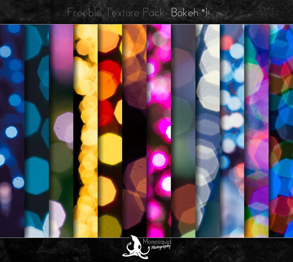 Colorful-Bokeh-Textures-Pack