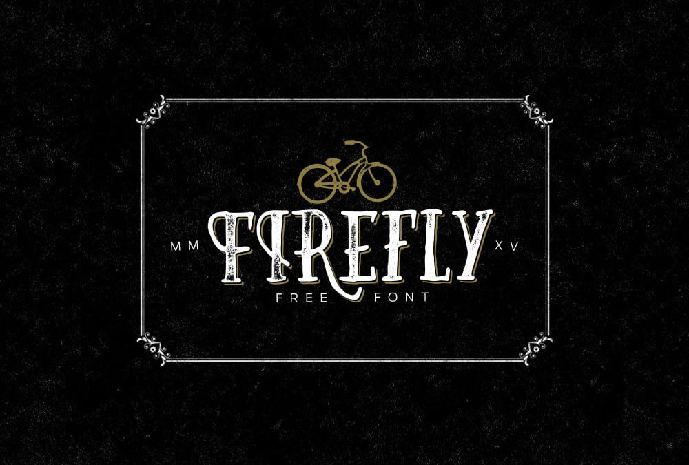 Firefly: Hand Drawn Free Font Download